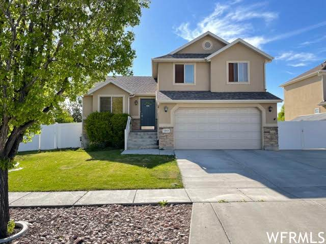 5443 Cricket Ln, Stansbury Park, UT 84074 (#1740439) :: Red Sign Team