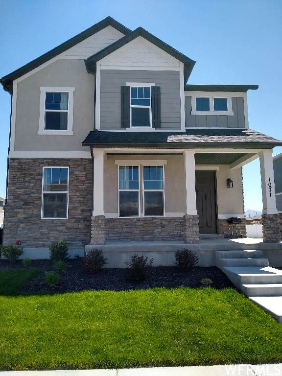 1071 W 1200 S, Springville, UT 84663 (MLS #1740521) :: Summit Sotheby's International Realty