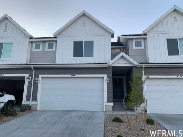 5084 W Forza Ct, Herriman, UT 84096 (#1740655) :: Red Sign Team