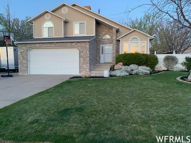 2244 N 1350 W, Clinton, UT 84015 (#1740762) :: Pearson & Associates Real Estate