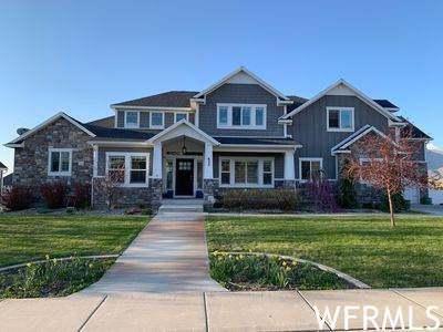 652 W Triple Crown Dr S, Mapleton, UT 84664 (#1740936) :: goBE Realty