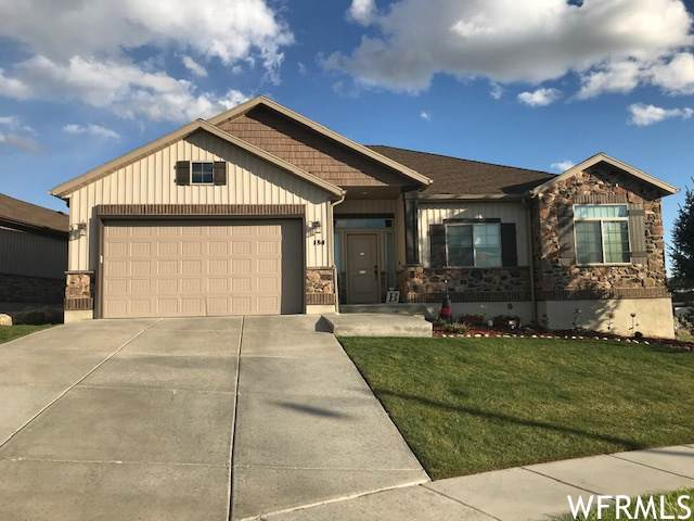 184 E 1375 N, Brigham City, UT 84302 (#1741254) :: Black Diamond Realty