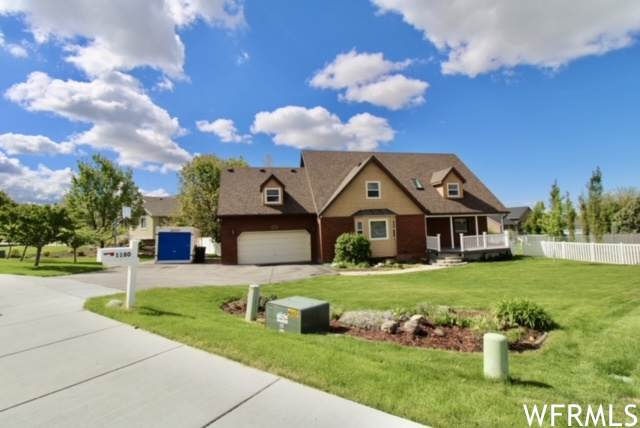 1180 E Green Rd, Fruit Heights, UT 84037 (#1741260) :: Utah Best Real Estate Team | Century 21 Everest