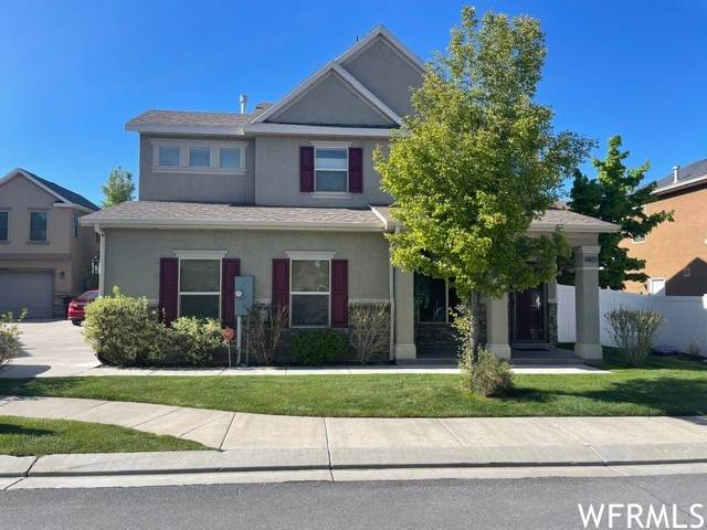 1401 E Verona Creek Way, South Ogden, UT 84405 (#1741284) :: The Lance Group
