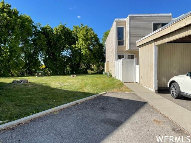 5183 S Gravenstein Park, Murray, UT 84123 (#1741478) :: Bustos Real Estate | Keller Williams Utah Realtors