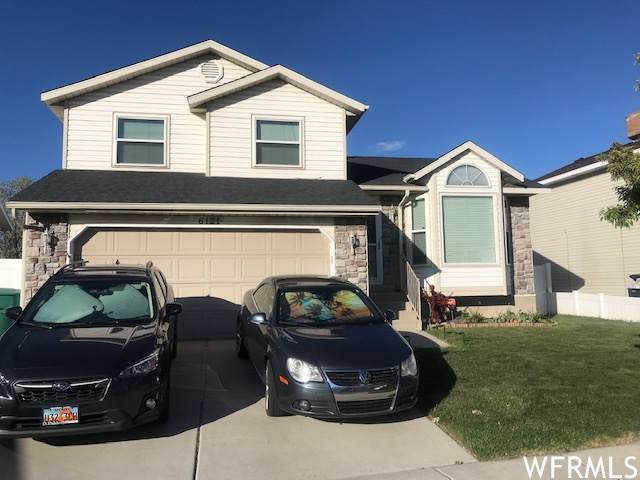 6121 S Crystal River Dr, Murray, UT 84123 (#1741609) :: Berkshire Hathaway HomeServices Elite Real Estate