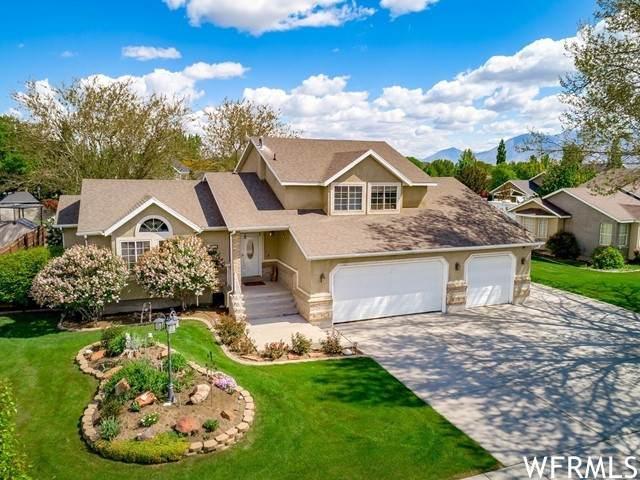 1172 W Country Ridge Dr S, South Jordan, UT 84095 (#1741699) :: Utah Best Real Estate Team | Century 21 Everest