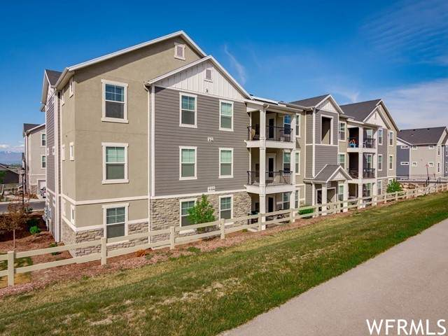 14494 S Ronan Ln W #101, Herriman, UT 84096 (#1742076) :: Black Diamond Realty