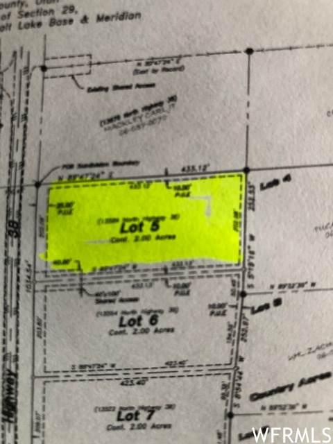 13584 N Highway 38 #5, Collinston, UT 84306 (#1742095) :: Black Diamond Realty