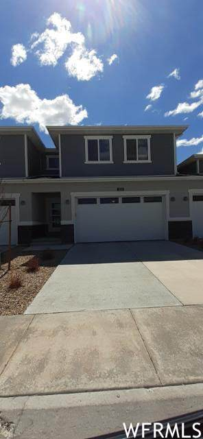 1373 W Stewart Falls  Dr Dr, Riverton, UT 84065 (#1742166) :: Powder Mountain Realty