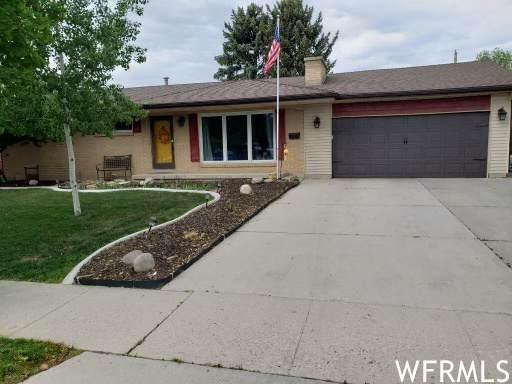 205 E Carlson Ave, Midvale, UT 84047 (#1742181) :: C4 Real Estate Team