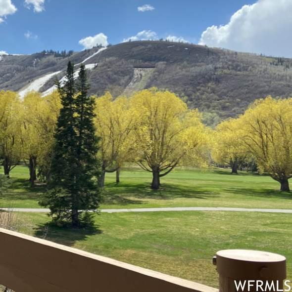 1585 Empire Ave #304, Park City, UT 84060 (#1742261) :: Bustos Real Estate | Keller Williams Utah Realtors