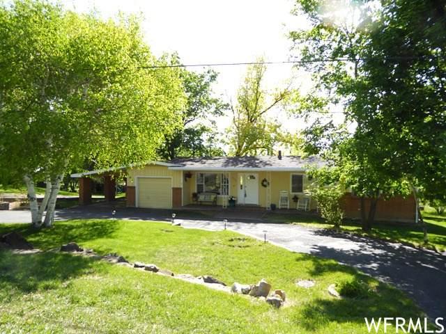 575 South Main, Providence, UT 84332 (#1743560) :: Gurr Real Estate