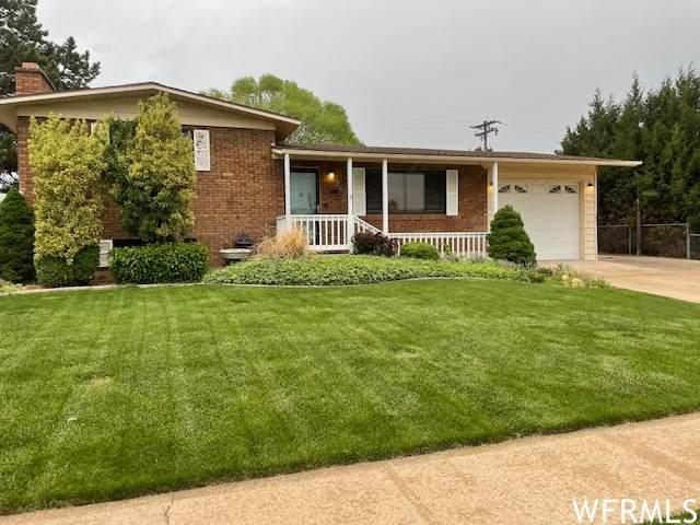2425 W 5075 S, Roy, UT 84067 (#1743780) :: Bustos Real Estate | Keller Williams Utah Realtors