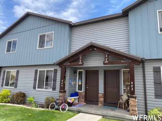 484 N Cottonwood Cir E, Roosevelt, UT 84066 (#1743903) :: Gurr Real Estate