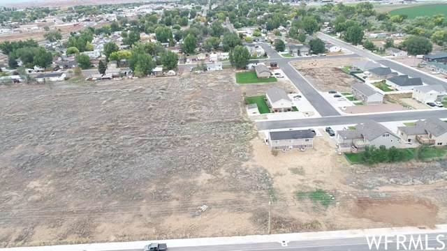 450 E 795 S #116, Roosevelt, UT 84066 (#1744287) :: Utah Dream Properties