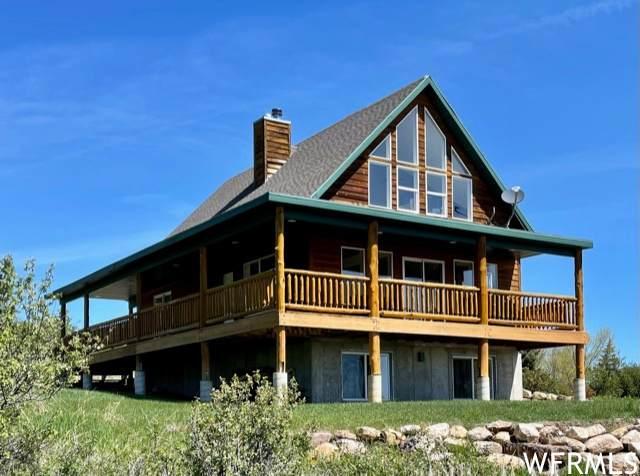 701 Lakewest Blvd, Fish Haven, ID 83287 (#1744677) :: Utah Best Real Estate Team | Century 21 Everest