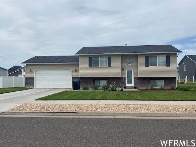 1085 W 2450 S, Nibley, UT 84321 (#1744750) :: UVO Group | Realty One Group Signature