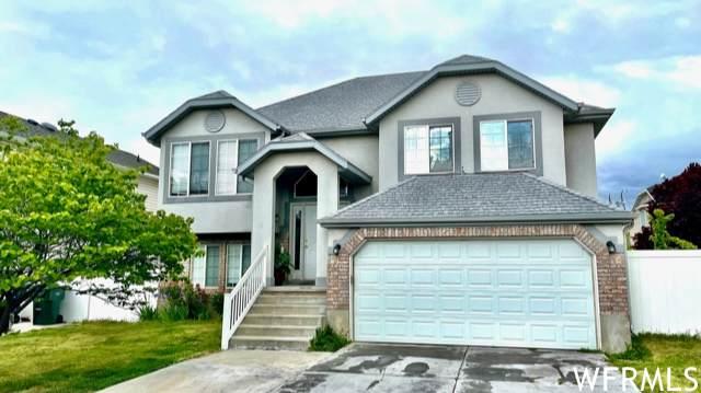 2957 S Losser Dr., West Valley City, UT 84119 (#1744845) :: Bustos Real Estate | Keller Williams Utah Realtors