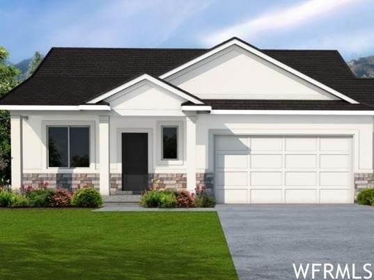 561 W 1360 N #110, Tooele, UT 84074 (#1744901) :: Berkshire Hathaway HomeServices Elite Real Estate