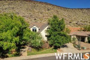148 N Shadow Point Dr, St. George, UT 84770 (#1745641) :: Utah Best Real Estate Team | Century 21 Everest