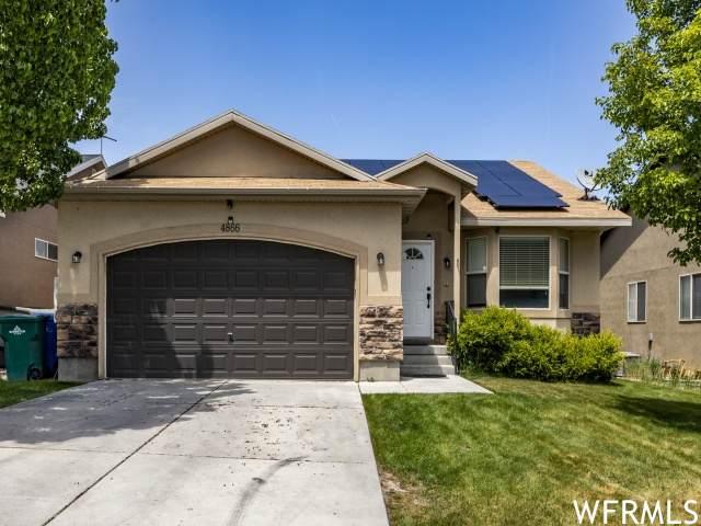 4866 W Quartz Valley Cir, Riverton, UT 84096 (#1745744) :: Utah Best Real Estate Team | Century 21 Everest