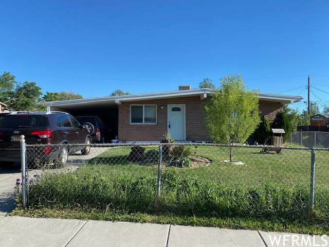 705 E 750 N, Ogden, UT 84404 (#1746078) :: UVO Group | Realty One Group Signature