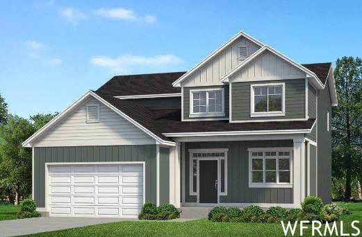 1718 S 1110 E Lot141, Heber City, UT 84032 (#1746139) :: Pearson & Associates Real Estate