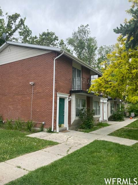 1490 S 400 E 1-4, Salt Lake City, UT 84115 (#1746573) :: Doxey Real Estate Group