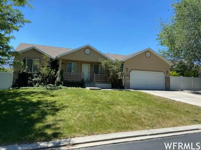 72 Wildhorse Rd, Saratoga Springs, UT 84045 (#1746828) :: Utah Dream Properties
