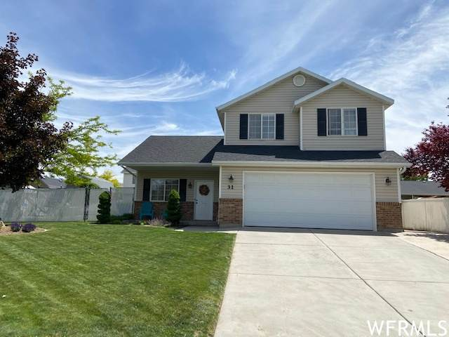 31 S 1700 W, West Point, UT 84015 (#1747116) :: Doxey Real Estate Group