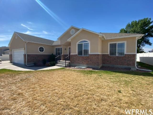 710 E 600 N, Roosevelt, UT 84066 (#1747128) :: Doxey Real Estate Group