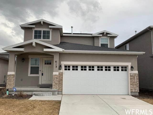 613 W Life Dr S, Bluffdale, UT 84065 (#1747646) :: Colemere Realty Associates