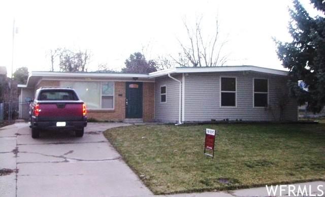 1456 N 125 W, Sunset, UT 84015 (#1747900) :: Utah Dream Properties