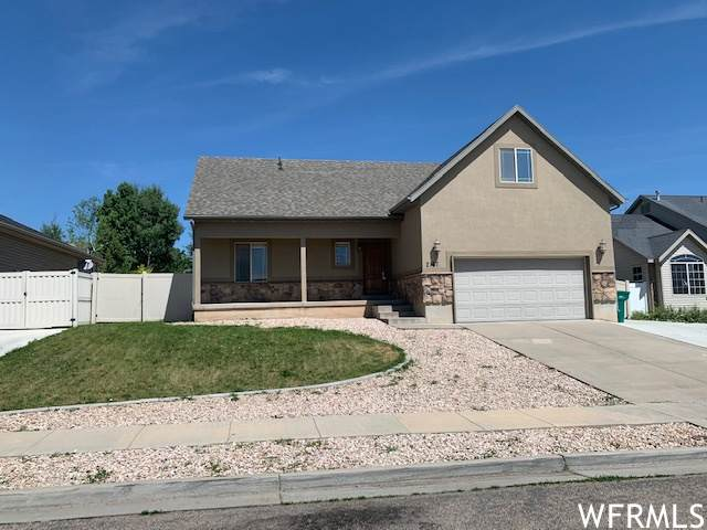 2167 S 225 E, Clearfield, UT 84015 (#1748422) :: Doxey Real Estate Group