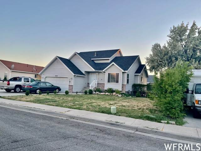 4050 S Bird Haven Rd W, West Valley City, UT 84119 (#1748480) :: UVO Group | Realty One Group Signature
