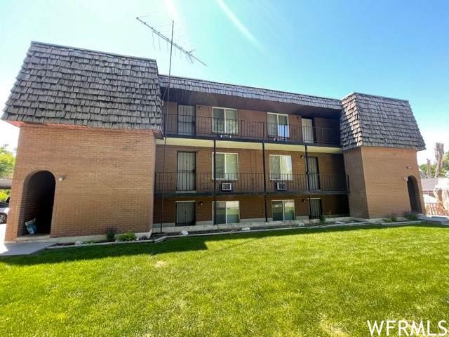2707 S Adams St, Salt Lake City, UT 84115 (#1748574) :: Gurr Real Estate