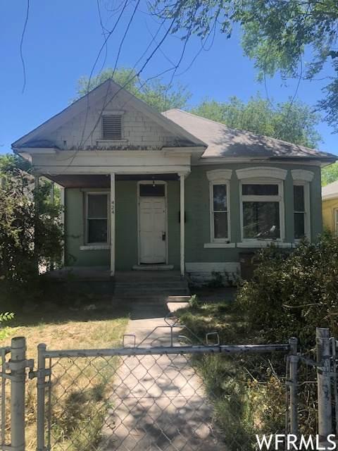 424 N 600 W, Salt Lake City, UT 84116 (#1748626) :: Utah Real Estate