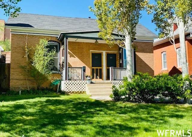 323 E 6TH Ave N, Salt Lake City, UT 84103 (#1748733) :: Utah Real Estate