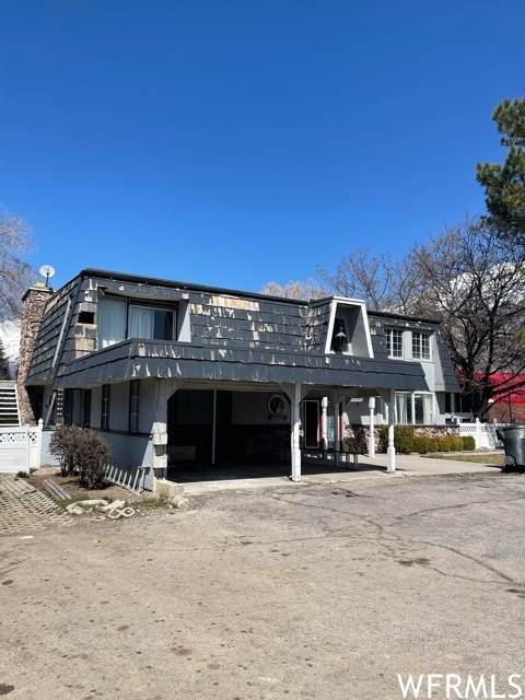 2723 N Canyon Rd, Provo, UT 84604 (#1748866) :: Utah Real Estate