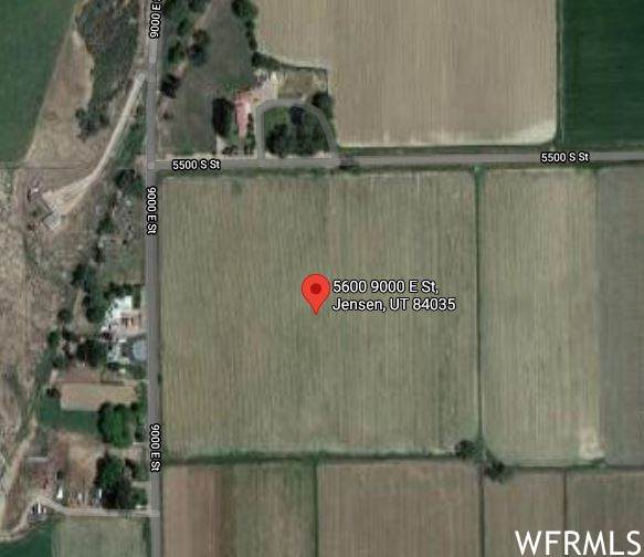5600 S 9000 E, Jensen, UT 84035 (#1749416) :: Doxey Real Estate Group