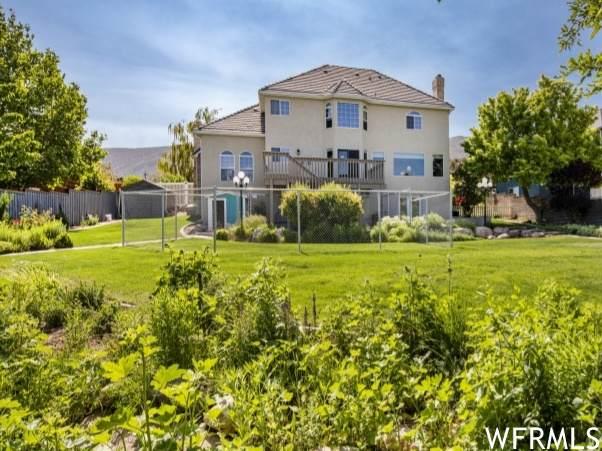 2095 N Serviceberry Cir, Cedar City, UT 84721 (#1749430) :: Doxey Real Estate Group