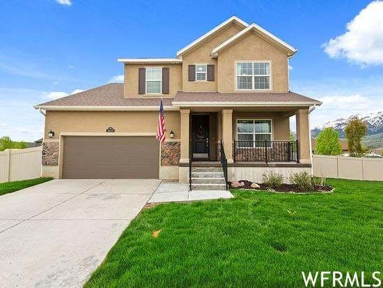 4675 W Ranch Blvd, Mountain Green, UT 84050 (#1749564) :: Utah Best Real Estate Team | Century 21 Everest