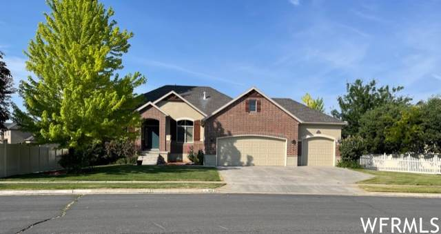 613 W Wasatch Way, Syracuse, UT 84075 (#1749807) :: Doxey Real Estate Group