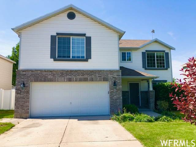 752 E 1950 S, Clearfield, UT 84015 (#1749841) :: Powder Mountain Realty