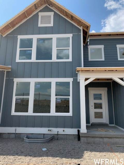 1133 W Early Light Way Way S #126, Bluffdale, UT 84065 (#1750016) :: Colemere Realty Associates