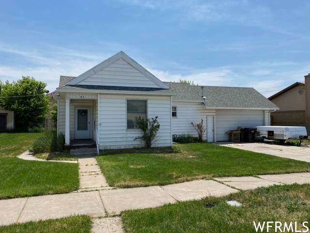 43 W 50 N, Coalville, UT 84017 (#1750048) :: The Perry Group