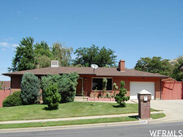 923 E 350 N, Bountiful, UT 84010 (#1750082) :: UVO Group | Realty One Group Signature