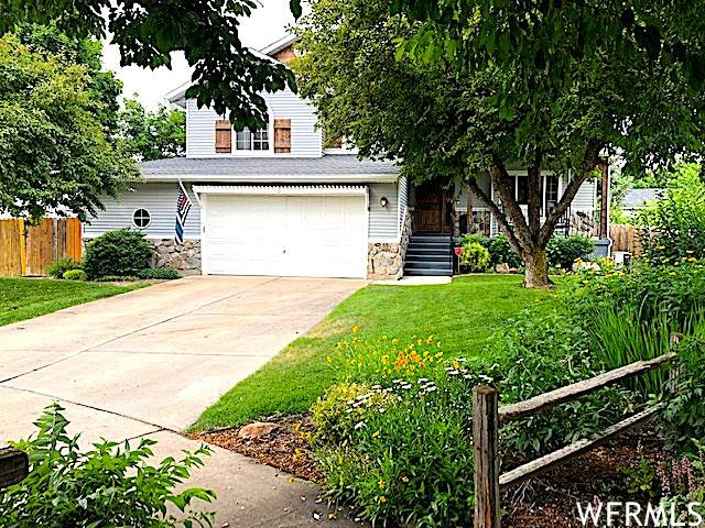 1725 N 1850 E, North Logan, UT 84341 (#1750930) :: Colemere Realty Associates