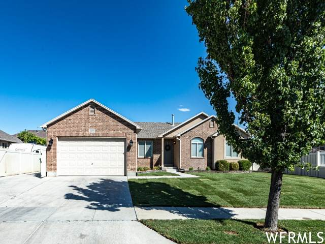 12368 S Andreas St, Riverton, UT 84096 (#1752133) :: UVO Group | Realty One Group Signature